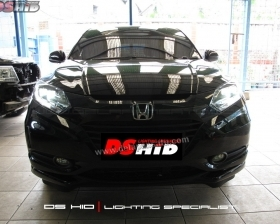Headlamp HRV Prestige Look