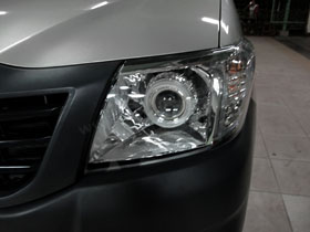 DS Projector Bixenon + DS HID 6000K + Angel Eyes ( Headlamp ) DS HID 6000K ( Foglamp )