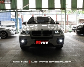 Angel Eyes Replacement Bulb BMW X6 ( Headlamp ) DS HID 6000K ( Foglamp )