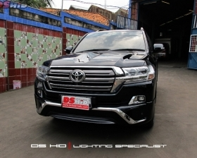 Land Cruiser 2008 To 2017 Model