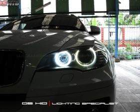 Angel Eyes Replacement Bulb BMW X5 ( Headlamp ) DS HID 6000K ( Foglamp )