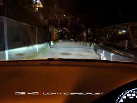 DS Projector Bixenon + DS HID 6000K + Angel Eyes + LED