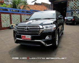 Land Cruiser 2009 To 2017 Model