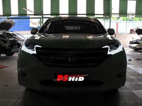 Headlamp CRV DS Version + DS HID 6000K