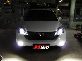 DS HID 6000K ( Low Beam + Foglamp )