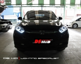 DS Projector Bixenon + DS HID 6000K + Angel Eyes LED + LED Strip