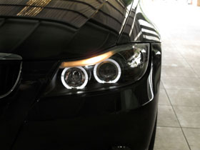 Headlamp BMW Seri 3 (E90)