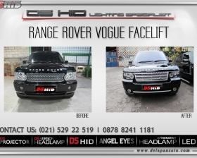 Range Rover Vogue 2004 to 2010+ look