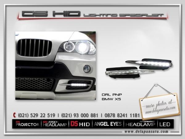 Daylight (DRL) - BMW X5