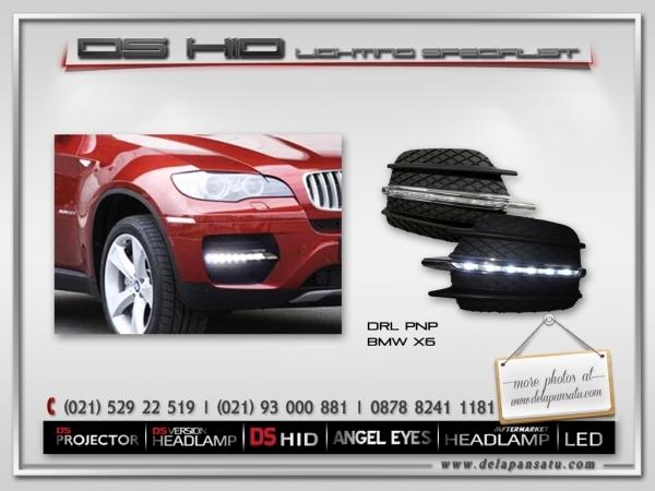 Daylight (DRL) - BMW X6