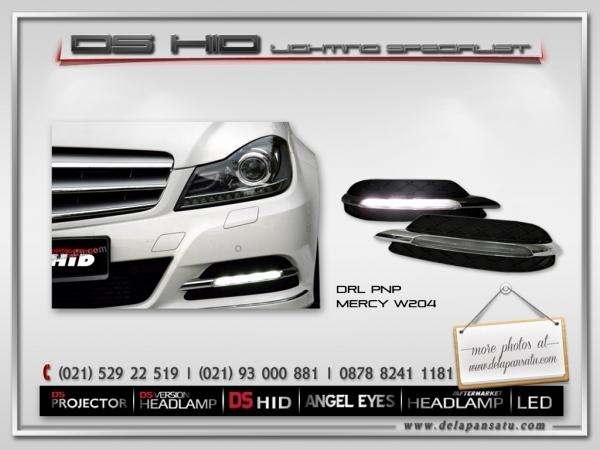 Daylight (DRL) - Mercedez Benz C Class W204