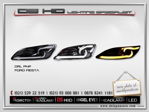 Daylight (DRL) - Ford Fiesta