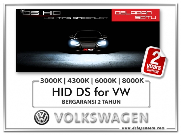 DS HID - DS HID for VW