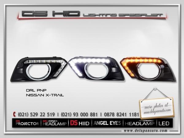 Daylight (DRL) - Nissan X-Trail