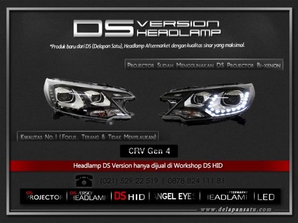 DS Headlamp - CRV
