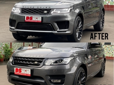 Range Rover Sport To 2020 Model
