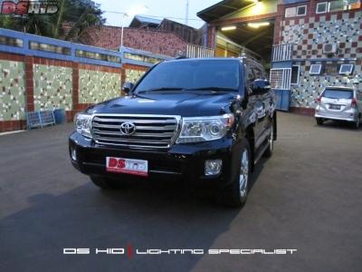 Toyota Land Cruiser to 2013