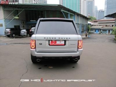 Electric Footstep Range Rover Vogue
