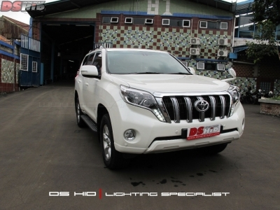 Toyota Prado To 2016 Model