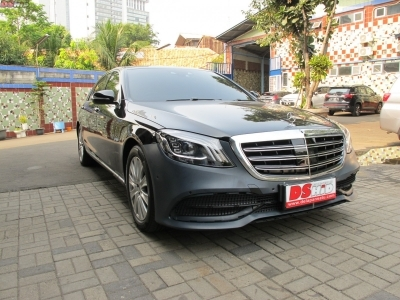 Mercedes Benz S Class W222 To 2019 Model