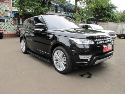 Electric Footstep Range Rover Sport