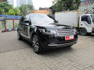 Electric Footstep Range Rover Vogue