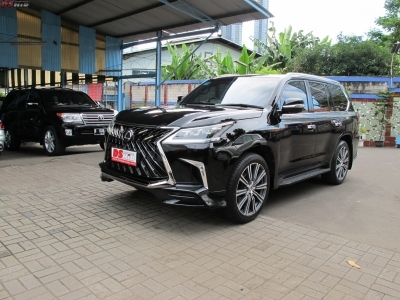 Lexus LX 570 To 2021