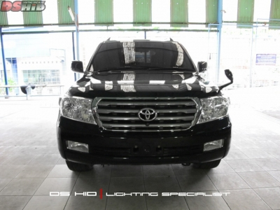 Toyota Land Cruiser To 2021