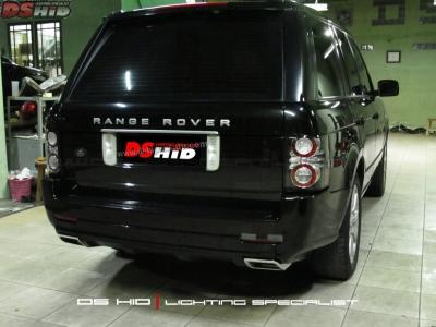 Range Rover Vogue 2002-2009 To 2010+ Autobiography
