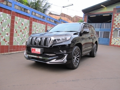 Toyota Prado To 2018 Model