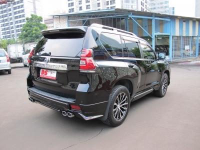 Toyota Prado To 2018 Model