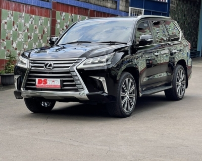 Facelift LX 570 To 2021 Luxury Model