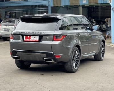 Facelift Range Rover Sport