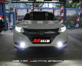 Headlamp Prestige Look  DS HID 6000K ( Foglamp )