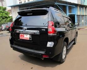 Facelift Toyota Prado