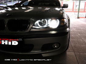 DS Projector Bixenon + DS HID + Angel Eyes