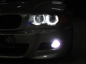 DS Projector Bixenon + DS HID 6000K + Angel Eyes DS HID 6000K ( High Beam & Foglamp )