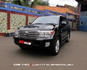 Land Cruiser Facelift To 2013
