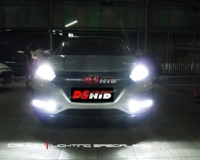 DS HID 6000K + DRL