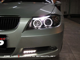 Headlamp BMW E90 + DS HID 6000K