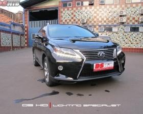 Paket Facelift Lexus RX