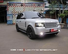 Range Rover Vogue Facelift To 2012