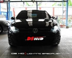 Headlamp DS Version VW Golf Mk7 + DS HID 6000K
