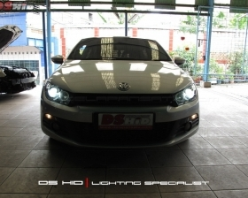 Custom DS Projector + DS HID 6000K
