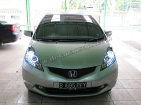 Headlamp DS Version Honda Jazz + DS HID 6000K