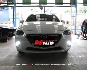 DRL Mazda 2