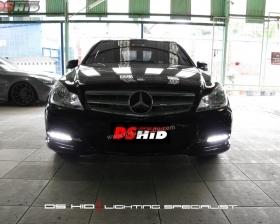 DRL C Class W204 Facelift