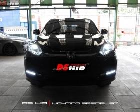 DS HID 6000K  DRL Honda HRV
