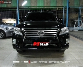 Facelift LX 570 from old model to 2013 model