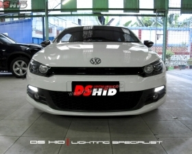DRL VW Scirocco